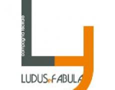 """LUDUS IN FABULA<br/> """"L"""" e  """"F"""""""