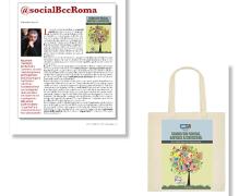 BANCA CREDITO COOPERATIVO ROMA<br/>Siamo sui social. Aiutaci a crescere